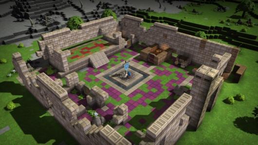 ラダトーム城跡