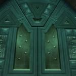 亡都の地下堂・入口