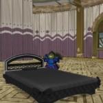 ゴシックベッド