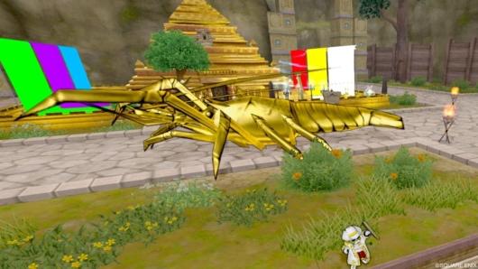 黄金のイセエビ